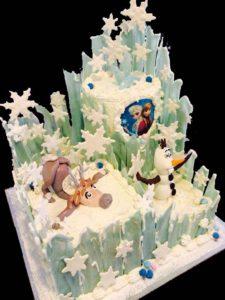 Frozen Birthday Cake Southside