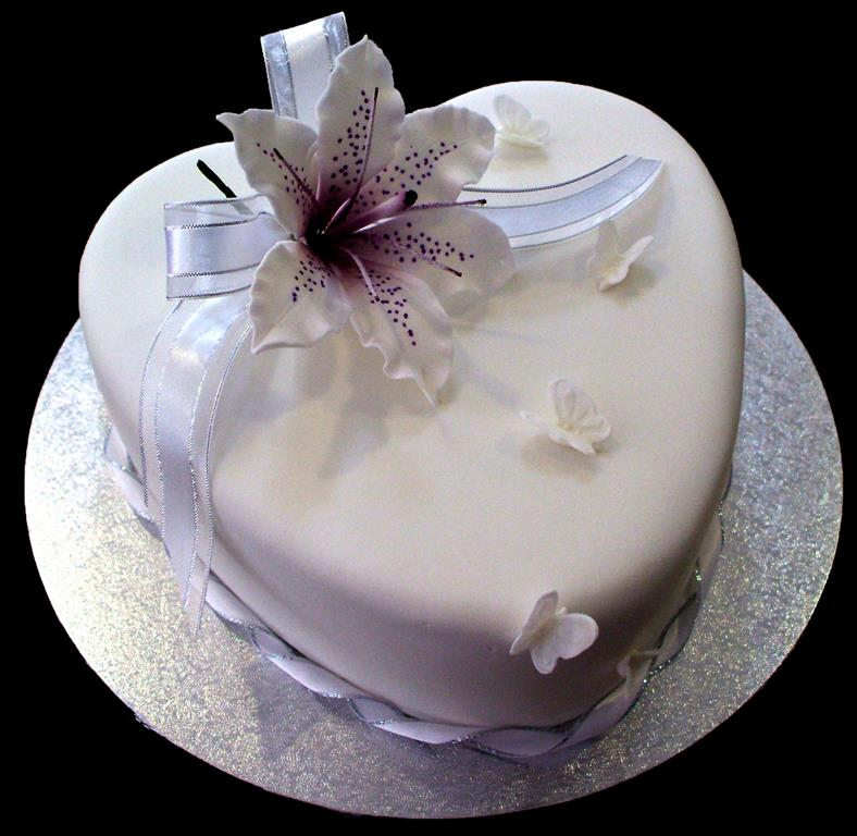 Love Shape Cake Images : Engagement Cakes - Antonia s Cakes Wedding Birthday ...