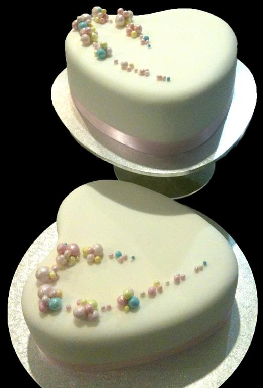Love Heart Cake Images : Engagement Cakes - Antonia s Cakes Wedding Birthday ...