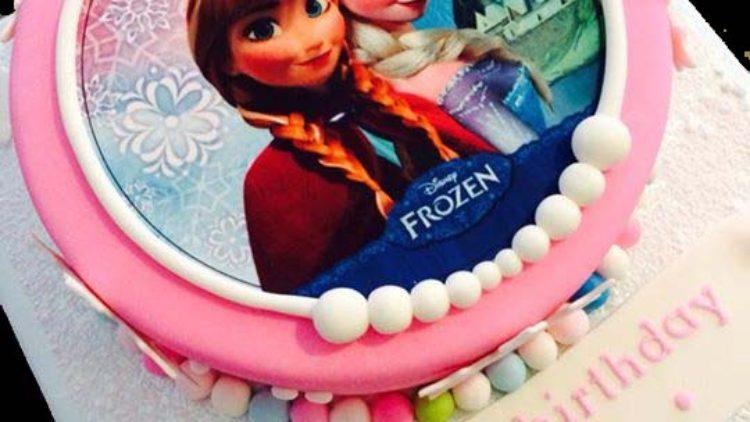 Frozen Birthday Cakes in Brisbane