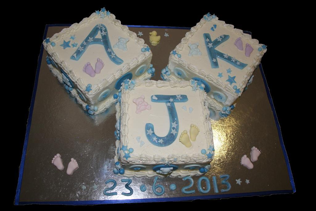 Initals_Cake
