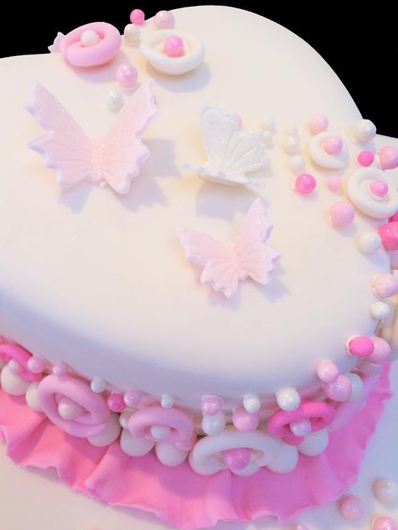 Butterflies Brisbane Cake