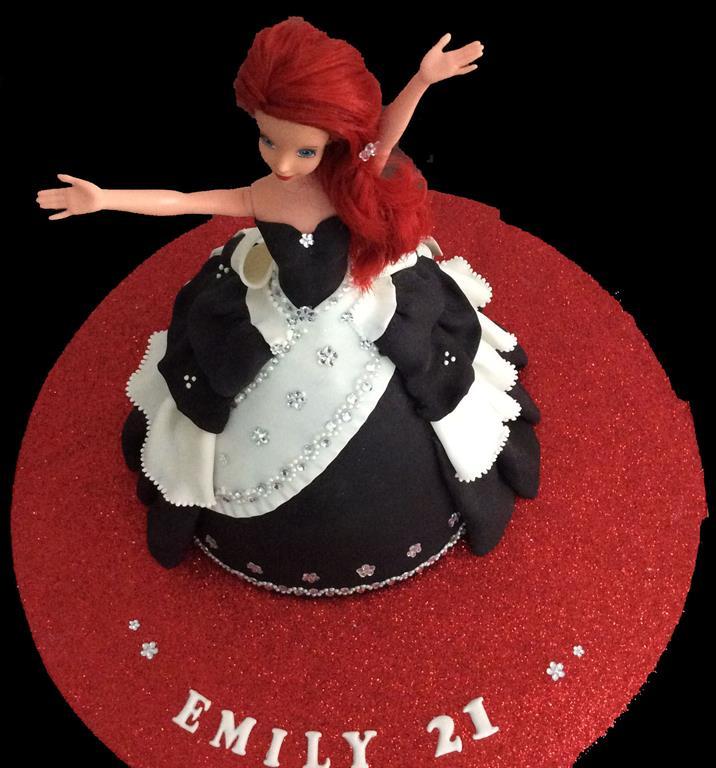 Dole 21st Birthday Cake
