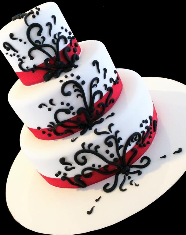 Brisbane Wedding Cakes