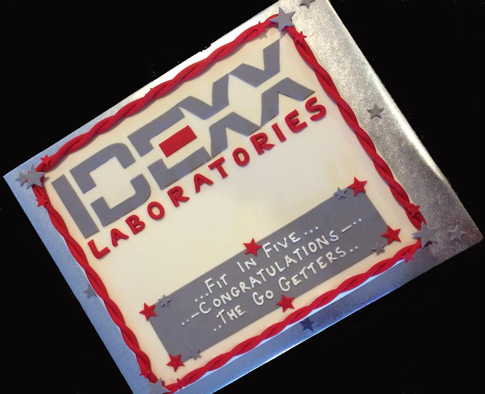 Brisbane Idexx Laboratories Corporate Cake