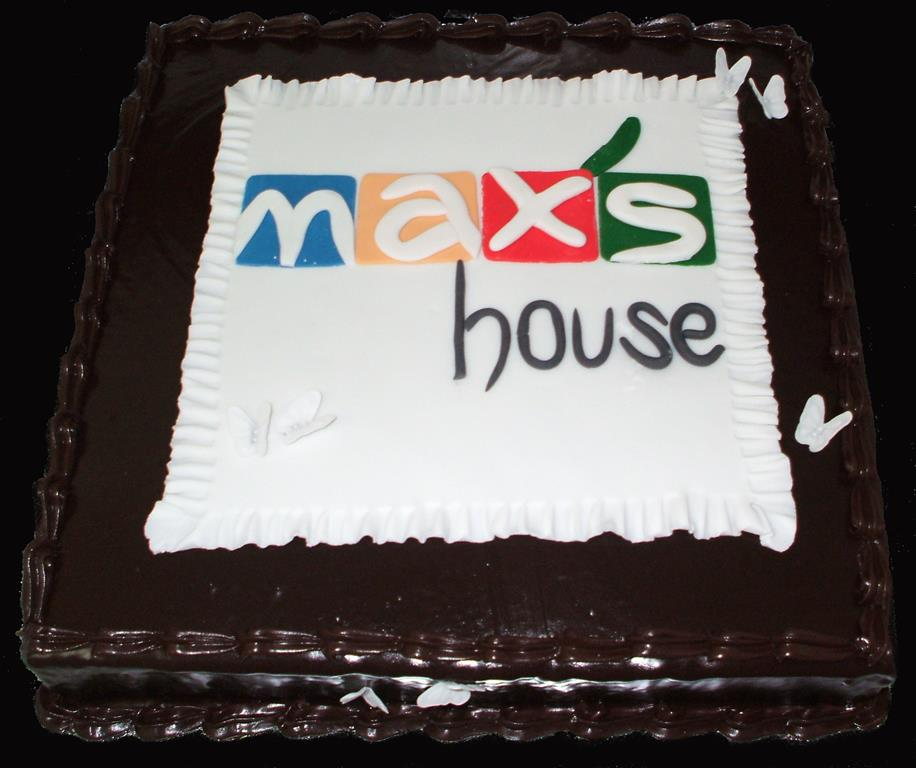 Brisbane Maxshouse Corporate Cake