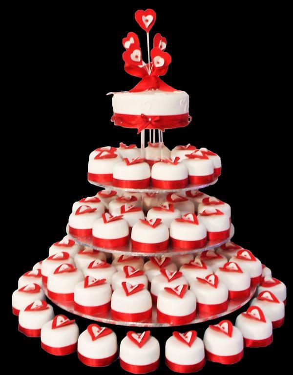 Love Hearts Cupcakes Brisbane
