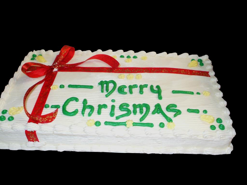 Christmas Cakes and Gingerbread - Antonia s Cakes ...
