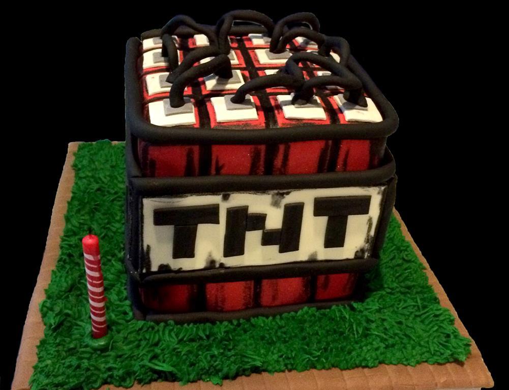 Tnt Birthday Cake Antonias Cakes Wedding Birthday Brisbane